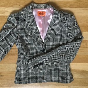 Vintage Juicy Couture wool blazer - size S